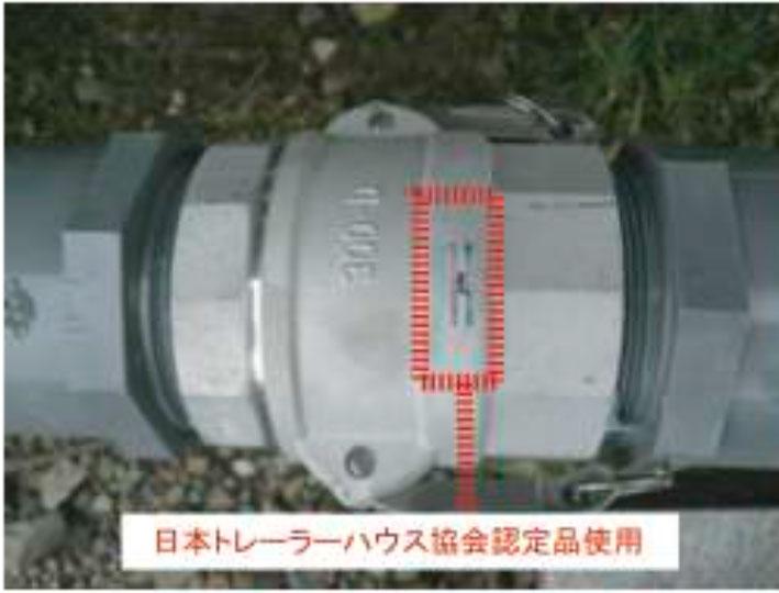 排水管の着脱